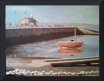 The Stone Jetty, Morecambe