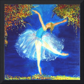 Ballet of the Midsummer Night's dream by Marie L.