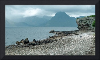 Elgol Beach Scotland
