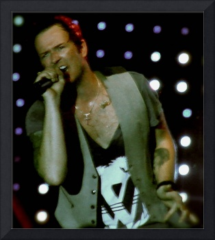 Scott Weiland of Stone Temple Pilots / STP