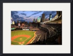 Minneapolis Skyline Photography Target Field by Wayne Moran