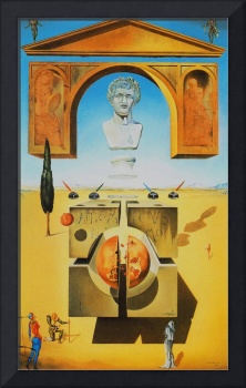 Salvador Dali Atomicus Surrealist Famous Paintings