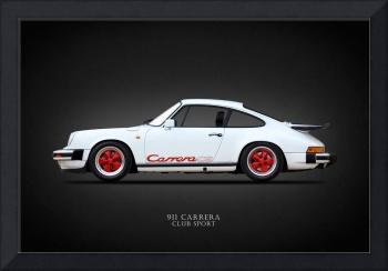 The 911 Carrera Club Sport