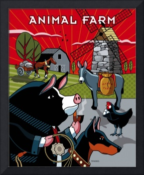 Animal Farm - Napoleon's Utopia