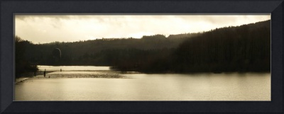 From A Train On The Water - Composite