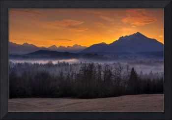 Mt. Pilchuck Sunrise