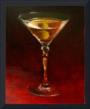 James Bond's Martini