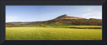 Roseberry Topping Hill, North York Moors, England