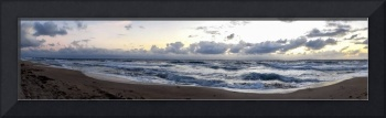 Panoramic Seascape South Florida