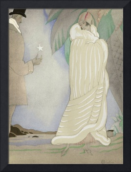 Fashion Poster 1900-1920s Series - 2