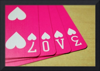 Is Love in the Cards? (218/365) (064/365) [Explore