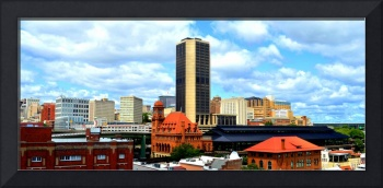 Richmond, Virginia Skyline, James Monroe Building
