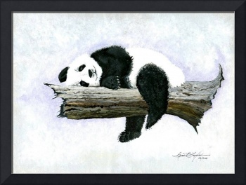 Deadly Panda Chillin'