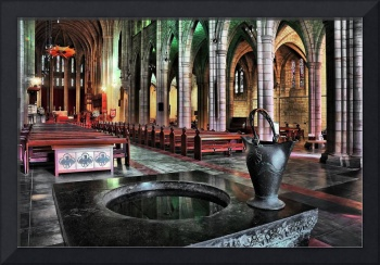 Cathedral font