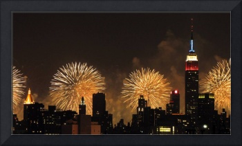 New York City: 4th of July