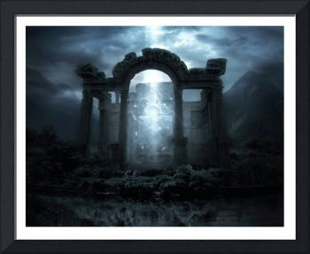 Temple Of Light Photography by Carmen Cordelia