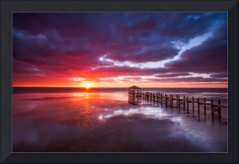 Outer Banks Duck North Carolina Sunset Seascape Ph