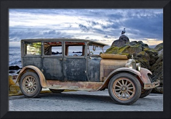 1926 Dodge Touring Sedan 'And the Salt Sea Air'