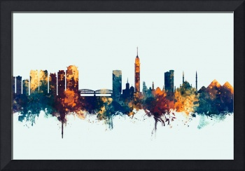 Cairo Egypt Skyline