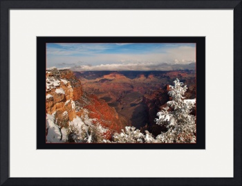 The Grand Canyon by D. Brent Walton