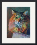 Prince the Cat by Sandy Lindblad