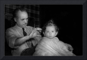 Barber - First Haircut