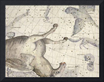 Constellation of Pegasus