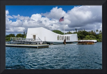 USS Arizona Memeorial