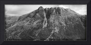 langdale pikes from bowfell pro retro