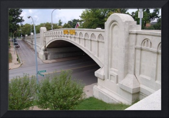Bellerive Bridge at St. Louis, Missouri