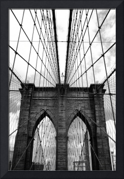 Brooklyn Bridge - New York City 2009