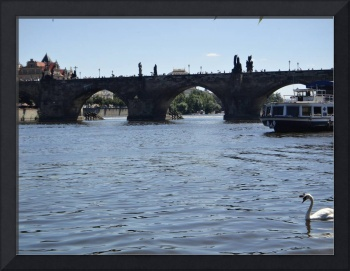 Chalres Bridge Prague