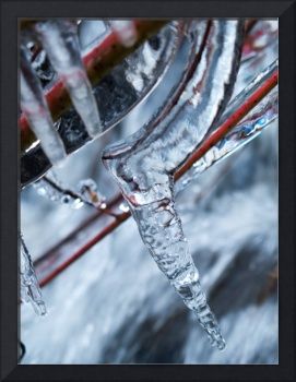 Icy twigs 3