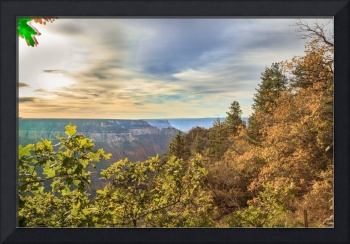 Fall At The North Rim
