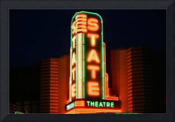 Ann Arbor - State Theater