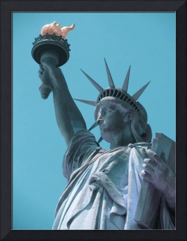 The Statue of Liberty in New York City 4 a