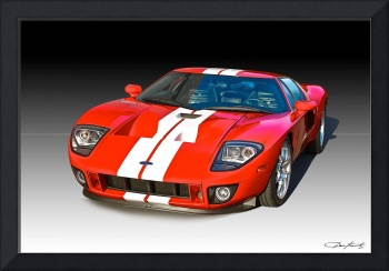 2011 Ford GT Production