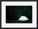 Camping by Mark Cullen