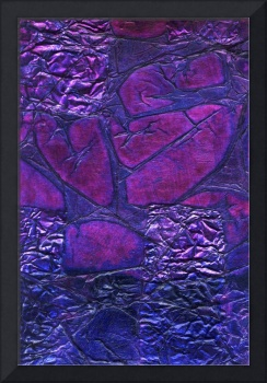 Rhapsody Of Colors 53, Abstract Art