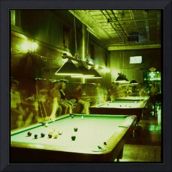 poolhall.tuesday