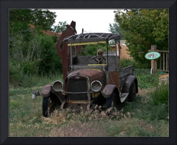 Old Truck - Taos