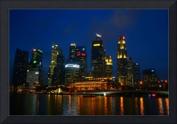 Lion City Singapore 2015, City by Night