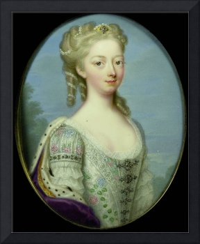 Anna, Princess of Hanover 1709-59, wife of William