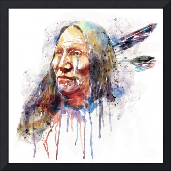 Native American Portrait
