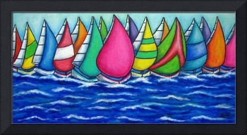 Rainbow Regatta