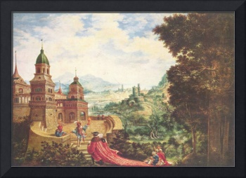 Beautiful Classic Art Collection Framed Print