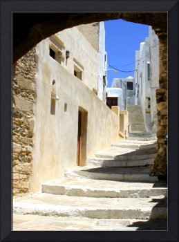 Old Town Naxos