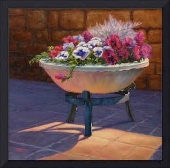 Bowl of Blossoms