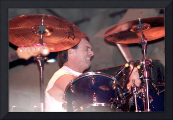 The Flutie Brothers Drummer Doug Flutie