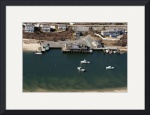 Chatham, Cape Cod Fish Pier Aerial Photo by Christopher Seufert